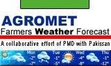 Agromet Farmer Weather; a collaboration of PMD and Pakissan