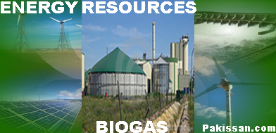 Energy Resources: Biogas :-Pakissan.com