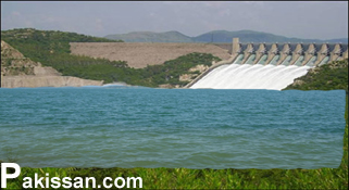 Mangla Dam Project Largest Water Reservoir Of Country